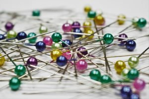 Best Sewing Tools for Beginners: Straight Pins