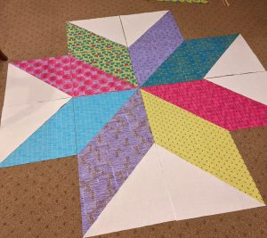 """""""Our Star"""" Quilt"""